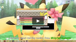 Pokemon X and Y for PC 2016 (3DS Emulator and ROM) on Vimeo