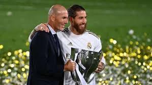 'Everything Zidane touches turns into <b>gold</b>!' - Ramos praises 'unique ...