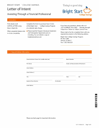 7 Letter Of Intent Template Sample Rate Sheet