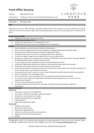 Hotel Night Auditorme Front Desk Objective Job Description Auditor