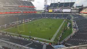 seat view for lincoln financial field section m13 row 7