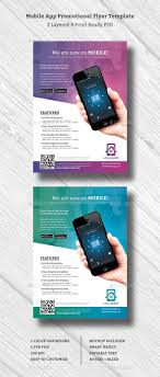 Design Flyers On Android Mobile App Promotional Flyer App Promotion Promotional