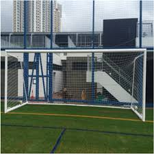 Amazoncom  Franklin Blackhawk Portable Soccer Goal Small Backyard Soccer Goals For Sale