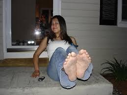Dirty asian teen feet