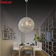 LED Ball Pendant <b>Lights Crystal</b> Pendant <b>Lamp</b> Lustres <b>Hanglamp</b> ...