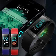 <b>V100 Color</b> Screen Waterproof <b>Smart Bracelet</b> Secondary ...