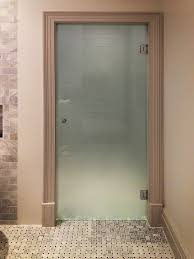 frosted glass interior doors