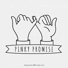 Image result for pinkie promise