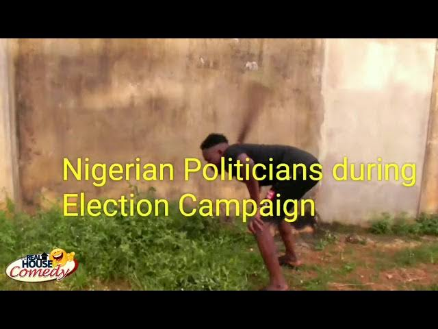 House of Comedy: Election Campaign in Nigeria