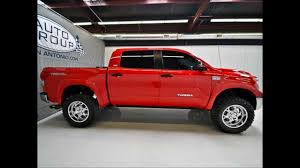 Toyota Tundra 2014 Lifted Red wallpaper | 1280x720 | #40907