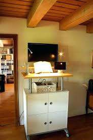 design your own office desk. Diy Standing Desk Design Your Own Office Build Corner Components