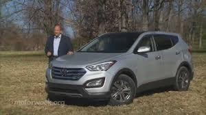 Road Test: 2013 Hyundai Santa Fe - YouTube