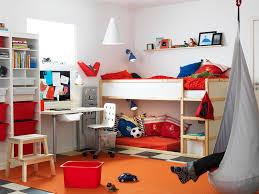 image of ikea loft bunk bed decor