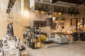 Fresh convenience store cafe interior lighting design ...