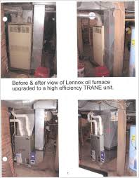 trane oil furnace. Simple Furnace When To Consider An Oil Furnace Replacement For Trane T