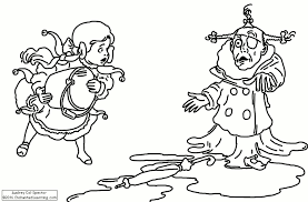 Small Picture Halloween Coloring Pages from Stories and Poems Enchanted Learning