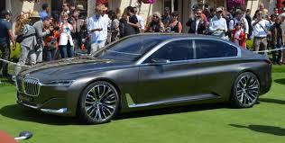 BMW Vision Future Luxury Concept In Monterey