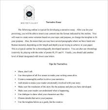 Informative Essay Outline Format Examples And Forms