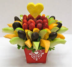 how to make a do it yourself edible fruit arrangement  kabobs