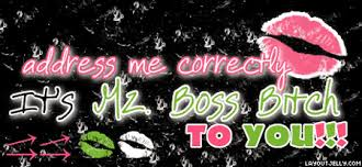 Boss Bitch Quotes