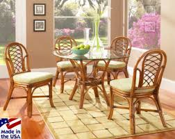 grand isle rattan and wicker dining sets 3760 by classic for room chairs design 19