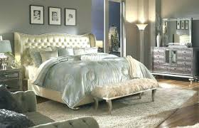 Mirrored King Bedroom Set King Size Mirrored Headboard Bedroom Set ...