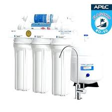 countertop reverse osmosis reviews ultimate 5 stage reverse osmosis drinking water system aquatru countertop reverse osmosis