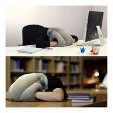 office nap pillow. Ostrich Nap Pillow / Sleep Office Cushion Sleeping Travel F