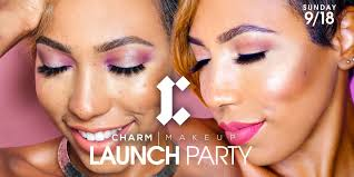 join us as we celebrate charm makeup artistry llc lashing out launch of lashes by a