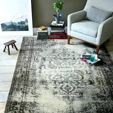 west elm rugs reviews foot round 8 ft heritage southwestern blue area rug