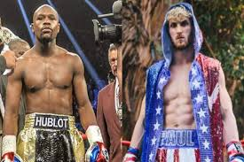 this fight is a circus but i'm going to be honest, i wasn't at first. Floyd Mayweather To Fight Youtuber Logan Paul In Exhibition Boxing Match Next Year Boxing News
