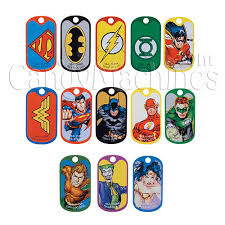 Dog Tag Vending Machine Locations Classy Buy DC Comics Dog Tags Bulk Vending Toys Vending Machine Supplies