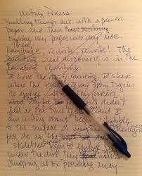 blog hop writers writing ana mccracken as i rewrite the essence of my story begins to emerge pen and paper