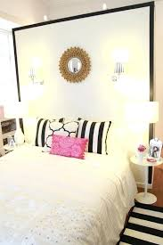 Pink Black And White Bedroom Stunning Ideas Bedrooms