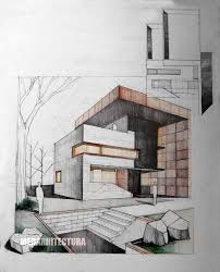 modern architecture sketch. Modern House Architecture Sketch Home Sketches Crafty Inspiration 29 On Design Ideas I