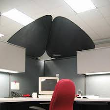 office cubicle roof. CubeShield (garyhoke) Tags: Roof Office Cubicle Cubeshield R