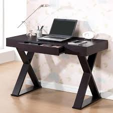 free home office. Modern Designs Home Office Espresso X-leg Laptop Computer Desk Free Home Office