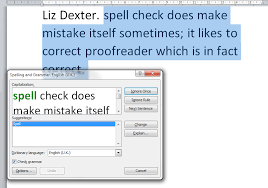 how to use spell check in word and word libroediting spell check grammar check
