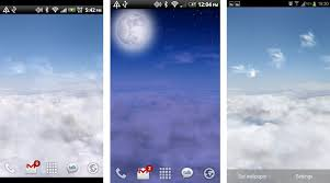 50 live weather wallpaper for android