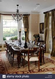 traditional dining room tables. Table And Chairs In Traditional Dining Room, UK Home Room Tables