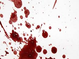Blood Spatter Patterns Beauteous Blood Spatter