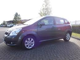 TOYOTA COROLLA VERSO 1.8 VVT I 7 SEATS (2008) for sale at The LHD ...