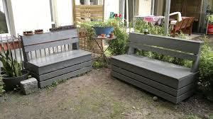 garden storage benches of 2021 uk