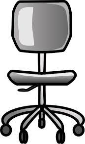 desk chair clipart. Delighful Desk Desk Chair Clipart 1 And E