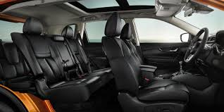 Design - New Nissan X-Trail - 4x4 - SUV 7 seater car | Nissan
