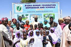 Image result for nigerian orphanages in pictures