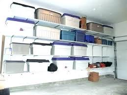 exotic garage wall shelf storage ideas shelves and racks home 19