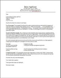 Letter Cover Free Template Wildlifetrackingsouthwest - com