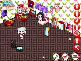 juega vampire princess new room en l nea y8 com