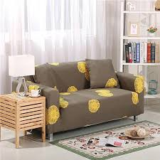 generic 1 2 3 seater home soft elastic sofa cover easy stretch slipcover protector couch